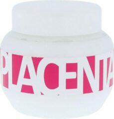 Placenta Haarmasker met plantaardig extract met plantenextract voor droog en beschadigd haar 275ml