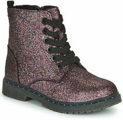 Paarse Laarzen Tom Tailor 71004-VIOLET-C