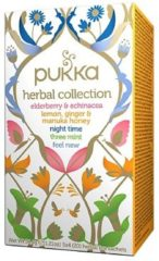 Pukka Org. Teas Herbal collection 20 Stuks