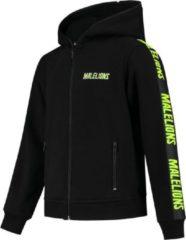 Gele Malelions Junior Jorden - Black/Neon Yellow - 14 | 164