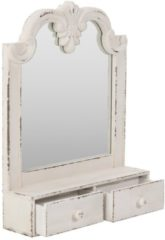 Spiegel Lona miaVILLA weiß