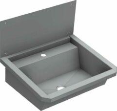 Roestvrijstalen Gastrodeals Wastrog 1-Kraans | RVS| 600X468X438 MM | Compleet geleverd