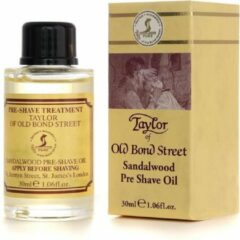 Taylor of Old Bond Street Taylor of Old Bondstreet Sandalwood - 30 ml - Pre Shave Olie