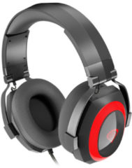 Questcontrol Genesis Argon 500 - Stereo Gaming headset - Zwart