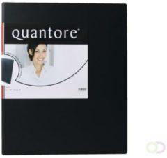 Ringband Quantore 4-rings A3-25mm D-mech zwart staand