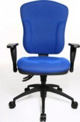 Topstar Bürodrehstuhl XXL Wellpoint 30 SY, blau