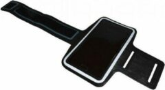 Zwarte I12Cover Comfortabele Smartphone Sport Armband voor uw Zopo Zp999