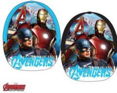 Marvel Avengers - Cap - Blauw - 54 CM