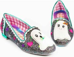 Irregular Choice Halloween Til Death Ghost Ballerina's