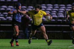 RAM Rugtby Tag Rugby Riem Set - de beste op de markt - Wit Large