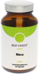 Best Choice Maca 500 mg 60 Capsules