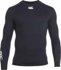 Canterbury Cold Longsleeve Top - Thermoshirt - Senior - Zwart - XS