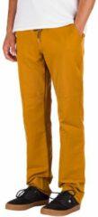 Goudkleurige Coal Sterling Pants bruin