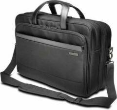 Kensington Contour 2.0 Pro Laptop Briefcase - Geschikt Voor 17 Inch Laptop - Polyester - Duurzaam, Waterafstotend Materiaal - Ergonomisch - Zwart - 1 Stuk