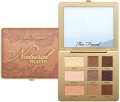 Too Faced Cosmetics Too Faced - Lidschatten-Palette in matten Naturtönen - Mehrfarbig