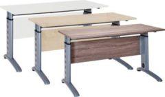 Schreibtisch Computertisch Laptop Tisch Bürotisch Höhenverstellbar Braso 210 VCM Buche