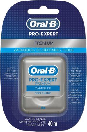 Afbeelding van Oral b pro-expert premium frisse munt flossdraad - 40meter