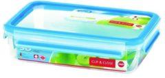 Transparante Emsa Clip & Close Vershouddoos 1,2 L