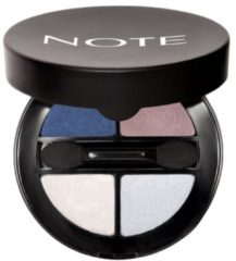 NOTE Luminous Silk Quattro Eyeshadow 06