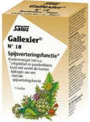 Salus Kruidenthee 18 gallexier 15 Stuks