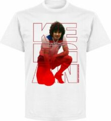 Witte Retake Keegan Short Shorts T-shirt - White - XS