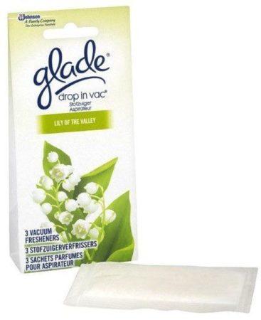Afbeelding van Zwarte Palmolive Glade Lily of the Valley stofzuigerverfrisser