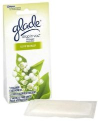 Zwarte Palmolive Glade Lily of the Valley stofzuigerverfrisser