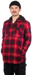 Empyre Chancer Flannel Shirt rood
