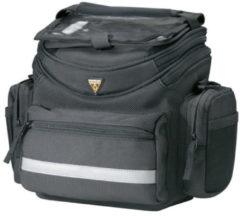 Zwarte Topeak TourGuide stuurtas - Stuurtassen
