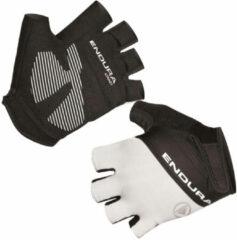 Witte Endura Xtract Mitts II handschoenen voor dames (korte vingers) - Handschoenen