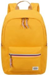 Gele American Tourister Upbeat Backpack Zip yellow backpack