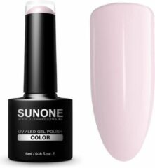 SUNONE UV/LED Hybrid Gel Roze Nagellak 5ml. - R03 Rosie