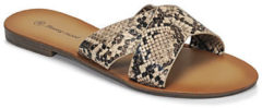 Witte Slippers Moony Mood MADISON