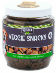 GRAU Veggie Snacks - 160 g