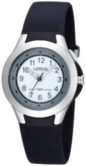 Zwarte Lorus R2305FX9 - Horloge - 30 mm - Zwart