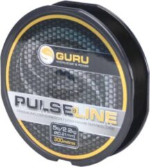 Transparante Guru Pulse-Line 3 lb - 0.16 mm - 300m