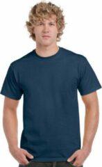 Basic t-shirt - dusk blauw - voor heren - shirts
