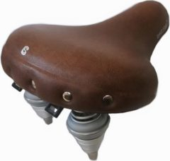 Selle comfort Zadel Retro Xl 270 Mm Unisex Bruin