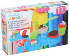 Creative Kids speelgoed kleiset ijsmachine 11 delig