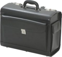 D&n Business & Travel Pilotenkoffer aus Leder