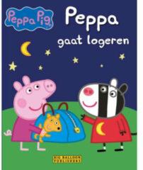 Big Balloon Peppa Pig gaat logeren. 3+