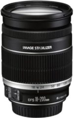 Canon EF-S Standaard objectief f/3.5 - 5.6 18 - 200 mm