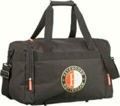 Zwarte Feyenoord Sporttas - voetbaltas