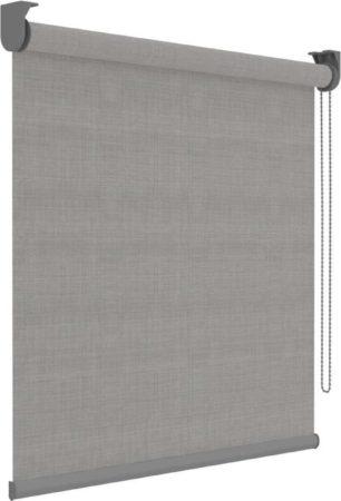 Afbeelding van Licht-grijze Decosol Deluxe Licht doorlatend rolgordijn (90x190 cm)