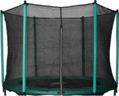 Zwarte ThysToys Vangnet 183 cm 6ft - los netje - buitenkant