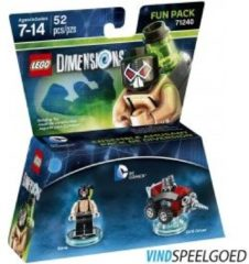 Warner Bros. Entertainment LEGO Dimensions - Fun Pack - DC Comics: Bane (Multiplatform)
