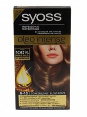 Syoss Haarverf - Professional Performance Oleo Intense 6-10 Donkerblond