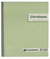 Manifold levering Exacompta zelfkopiërend 21 x 18 cm 50 pagina's twee exemplaren - franse versie