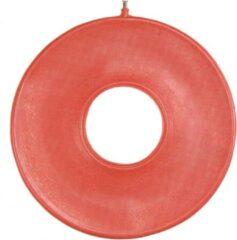 Rode Able2 Comforthulpmiddelen Opblaasbaar rubberen ringkussen - 46 cm