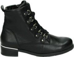 Waldlaeufer Waldlaufer 903814 H - Volwassenen VeterlaarzenHalf-hoge schoenen - Kleur: Zwart - Maat: 40